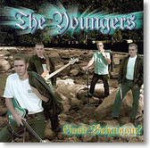"""""""Good Behaviour"""" surf CD by The Youngers"""
