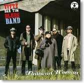 """Flathead Woman"" blues CD by Titty Bar Tim Blues Band"