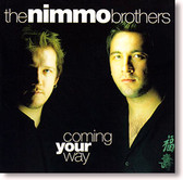 """Coming Your Way"" blues CD by The Nimmo Brothers"