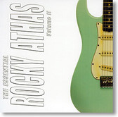 """""""The Essential Rocky Athas Volume II"""" blues CD by Rocky Athas"""