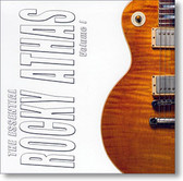 """""""The Essential Rocky Athas Volume I"""" blues CD by Rocky Athas"""