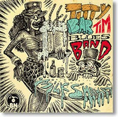 """Milk Shaka"" blues CD by Titty Bar Tim Blues Band"