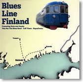 """Blues Line Finland"" blues CD by Various Artitsts"