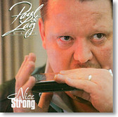 """Nice & Strong"" blues CD by Paul deLay Band"