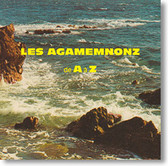 """de A à Z"" surf CD by Les Agamemnonz"