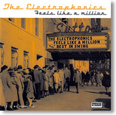"""Feels Like A Million"" blues CD by The Electrophonics"
