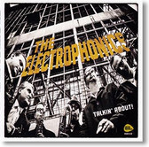 """Talkin' About!"" blues CD by The Electrophonics"