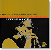 """Little A Lot"" blues CD by The Electrophonics"