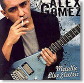 Alex Gomez - Metallic Blue Electric
