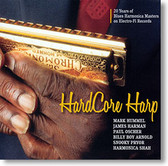 """""""HardCore Harp"""" blues CD by Various Artists"""