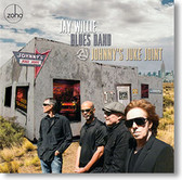 """Johnny's Juke Joint"" blues CD by Jay Willie Blues Band"