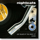 """Got Blues If You Want It!"" blues CD by Nightcats"