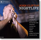 """Nightlife"" blues CD by John Clifton"
