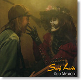 """Old Mexico"" surf CD by Surf Lords"