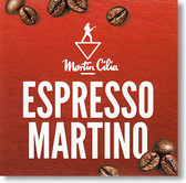 """Espresso Martino"" surf CD by Martin Cilia"