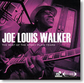 """The Best of The Stony Plain Years"" blues CD by Joe Louis Walker"