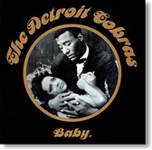 """""""Baby."""" blues CD by The Detroit Cobras"""