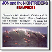 Jon and The Nightriders - Stampede