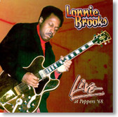 Lonnie Brooks - Live At Peppers '68