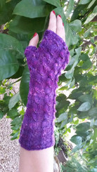 Wow LaLa Fingerless Gloves Pattern