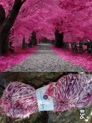 Whimsical Yarn Monet