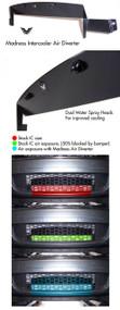Madness MINI Cooper S Intercooler Air Diverter