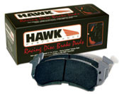New MINI Cooper S HAWK HP PLUS brake pads for the R53 MINI Cooper S