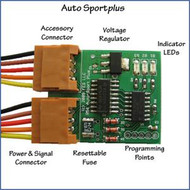Auto Sport Plus control module for the 2nd generation MINI's