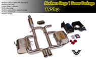 Madness Cooper S Stage 1 Power Package