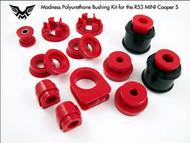 Madness R53 Polyurethane Bushing Kit for MINI Cooper S
