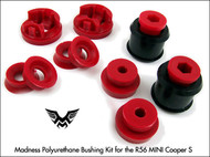 Madness R56 Polyurethane Bushing Kit for MINI Cooper