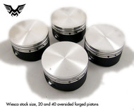 Wiseco High Performance Pistons