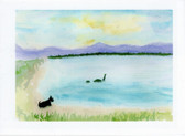 Scottie and Nessie Card