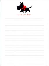 Scottie Notepad