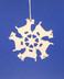 Scottie Pinwheel Ornament