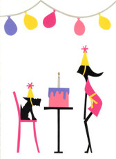 R. Nichols Scottie Birthday Card