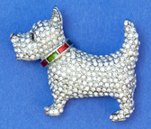 Large Scottie Pin