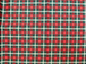 Daisy Kingdom Companion Plaid Print