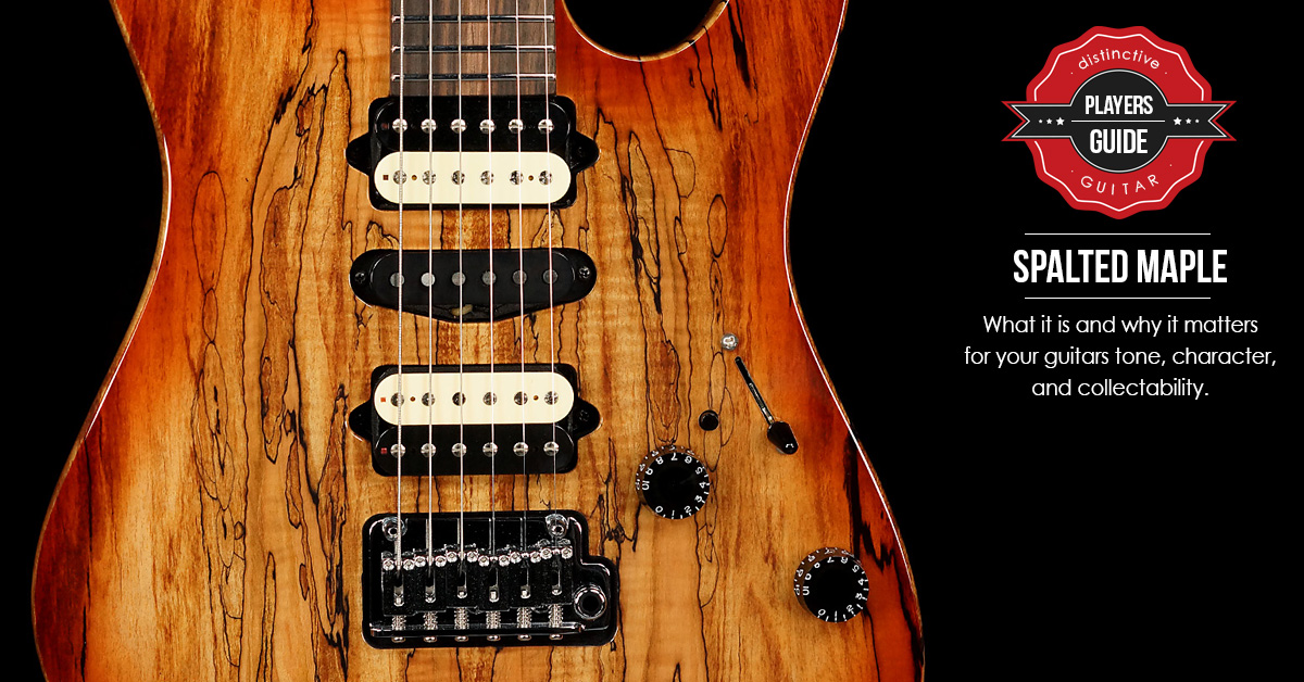 Spalted Maple Wood Guitar Spalted Maple Guitars What