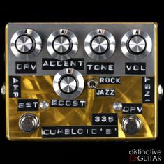 Shin's Music / Dumbloid Effects 335 Boost Overdrive Gold Scratch