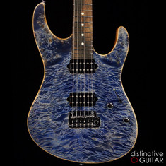 Suhr Custom Modern Trans Blue Denim 27244