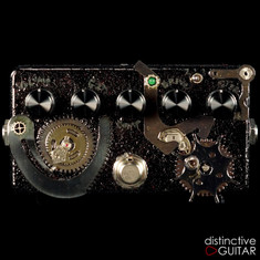 Zvex Fat Fuzz Factory Custom Steampunk B089