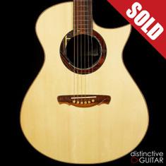 Jordan McConnell OM Acoustic Guitar