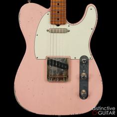 Palir Titan Shell Pink Relic Telecaster