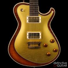 Knaggs Kenai T2 Hickoryburst Goldtop Relic x2 Purf