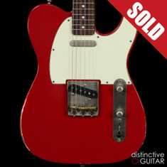 Whitfill Custom Relic T Red
