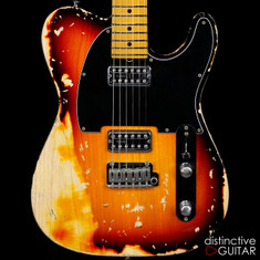 Suhr Classic T Antique Heavy Relic Sunburst 28453