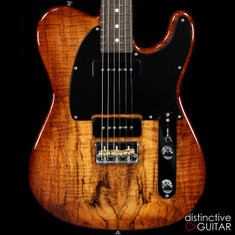 Suhr Classic T Spalted Maple Natural Burst 27335