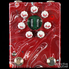 Zvex Fuzz Factory 7 Limited Edition Hand Painted C001