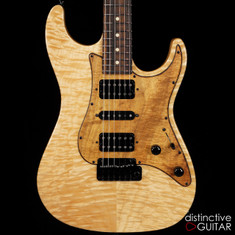 Suhr Standard Custom Natural Angel Quilt 29058